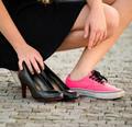 """鞋跟磨损是小事?NO,它可能是身体的""""晴雨表""""!"""